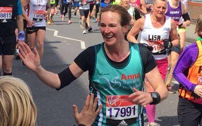 My Marathon Story – Anna Iley